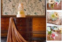 Inspire: Sequin wedding / Make your celebration sparkle!