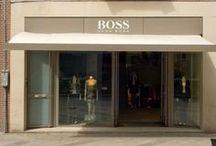 Hugo Boss PC Hooftstraat / Hugo Boss voor de moderne man of vrouw welke klasse uit willen stralen.