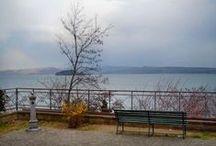 Italy, Bolsena lake