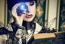 STEAMPUNK / GOTHIC / by Sharon D