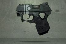 Sci Fi - Weapons/gears / Various concepts of Sci Fi Weapons and Equipment