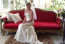 Wedding parties at Across the Pond / A place to prepare for your wedding day!