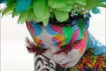 Fashional Art / Love art in fashion