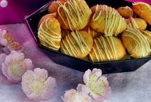 ЕДА: Печенье, пирожки / Печенье и пирожки не из дрожжевого теста