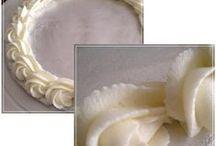 ЕДА: Украшение торта