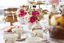 tea party / tea party tea cokkie