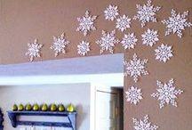 Paperitähdet / snowflake