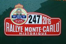 Historical Monte-Carlo Rally / Starting in Reims, January 30, 2015