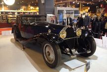 2015 Retromobile, Paris / Some of the most beautiful old cars in the world were in Paris in February.