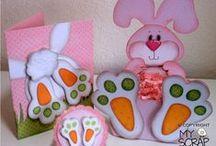 Pääsiäsikortit / Easter cards