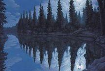Потрясающие оптические иллюзии от Роба Гонсалеса / Об удивительном.