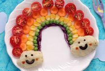 Fruit&Veggie / Funny and creative ways to get our kids to eat more fruits
