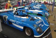 Romorantin (France) Matra Museum / Matra & Ferrari exhibition http://webadmin.fr