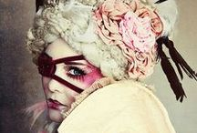 Rococo Punk / My 21st Costume Ideas//Think Steampunk meets Marie Antoinette