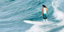 Surf / Sun of a Beach loves surf!