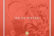 Oh So Gifted / Bold and fun gift ideas for the moxie woman and entrepreneur
