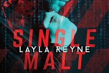 Single Malt (Agents Irish & Whiskey #1) / SINGLE MALT, by Layla Reyne, available NOW, from Carina Press