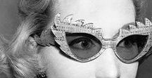 Sunglasses / Vintage inspired statement sunglasses