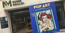Maillol Muséum, Paris, POP ART / Pop Art, Icons that Matter - Collection du Whitney Museum of American Art - Musée Maillol - Paris