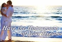 Honeymoon & Destination Weddings!