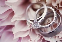 Unique Wedding Ring Photos / by Alissa