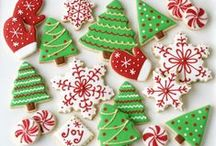 Christmas ideas! / Christmas ideas for cakes, cupcakes and cookies.