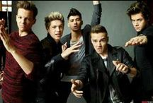 All Things One Direction / by Rebecca Wildes