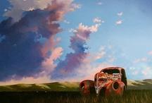 Oil Paintings - Landscapes