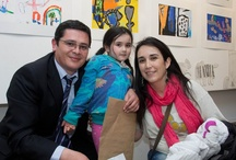 Exposición curso de artes visuales para niños de Artistas del Acero  / Fotografías por Roger Leal