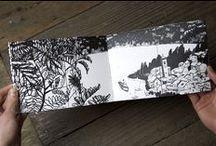 Sketchbooks and Journals / by Priya Sebastian