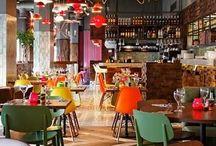Restaurants, Cafes & Bars / by Bettina Markwick