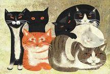 Cats / by Priya Sebastian