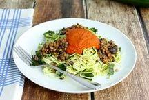 Pass the Pasta / Vegan pasta recipes from around the web.