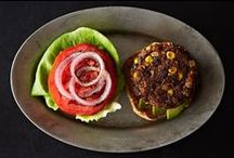 "Better Burgers / Vegan ""burger"" recipes from around the web."