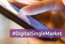 #DigitalSingleMarket / This is the place where you can find all the infographics related to the EU Digital Single Market strategy.  Visit our website: http://ec.europa.eu/digital-single-market   Follow us on Twitter: https://twitter.com/DSMeu