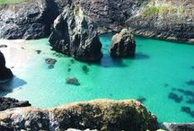 Cornwall / A selection of pictures from the beautiful places you can visit whilst staying with us.