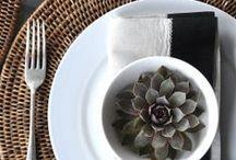 tablewear・tablesetting・pottery / by Naoko Helen Oshika