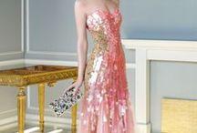Vestidos Rosas ( Curtos e Longos)