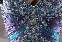 Vestidos Azuis ( curtos e Longos)