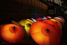 umbrella・parasol - wagasa - 和傘:Japan / by Naoko Helen Oshika