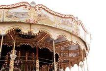 Merry Go Round・Carousel / by Naoko Helen Oshika