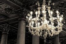 chandelier / by Naoko Helen Oshika