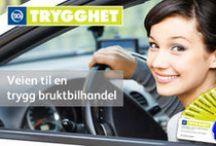 Bruktbil / Brukte biler og tjenester tilknyttet våre bruktbiler