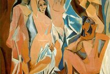 Cubism / Cubist artists and work