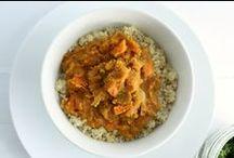Ethnic Recipes / Vegan recipes from around the world!