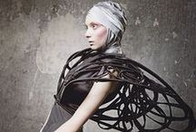 avant garde fashion・art fashion・wearable art / by Naoko Helen Oshika