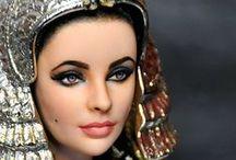 PANENKY EGYPŤANKY