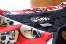 PR Originals - Men / Limited edition locally made garments for men using vintage fabrics, patterns, or both.