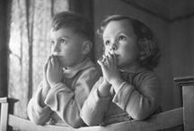 Childhood on the Homefront / A glimpse into childhood during the second world war. / by 1940s Kate