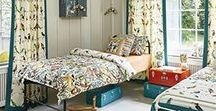Boys Bedroom / Something for the boys...a collection of fabrics, ideas and inspiration for a young boys bedroom